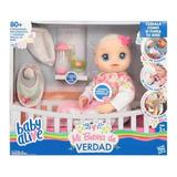 Baby Alive Mi Bebita De Verdad 80 Expresiones