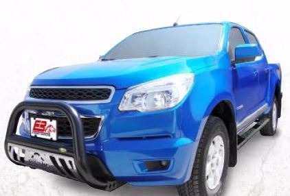 Estribos Escalon Chevrolet S10 2015-2018 Foto 1