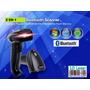 Lector Laser 2 En 1 Inalambrico Bluetooth Celular Y Pc Y Tab