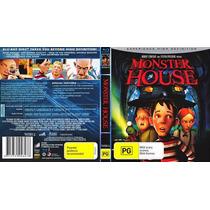 Blu Ray Monster House La Casa De Los Sustos Tampico Madero
