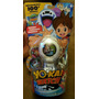 Yo Kai Reloj Y Set De Medallas Yokai Watch Trabucle