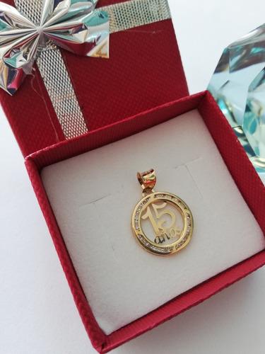 044909e4ffe4 Medalla Oro 14k (hermosa Medalla Para Xv Años) en venta en Colonia Centro  Pachuca De Soto Hidalgo por sólo   1100