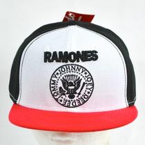 Ramones Gorra Snapback 100% Original
