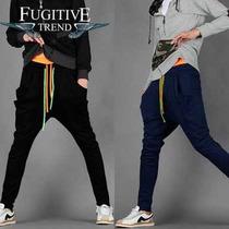 Nuevo Modelo Pants Bi-pocket Baggy Deportivo Hombre