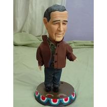 Estados Unidos Muñeco George Bush Que Habla Electronico Loco