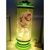 Buzz Light Year Centros De Mesa,recuerdos,lamparas 1regalo
