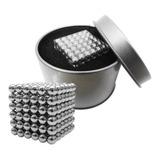 Cubo Magnético Neocube Con 216 Bolitas Imantadas De 5 Mm