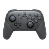 Control Joystick  Inalámbrico Nintendo Pro Controller Switch Negro