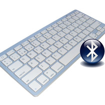 Teclado Bluetooth Inalámbrico Para Ipad Mac Pc Y Muchos Mas
