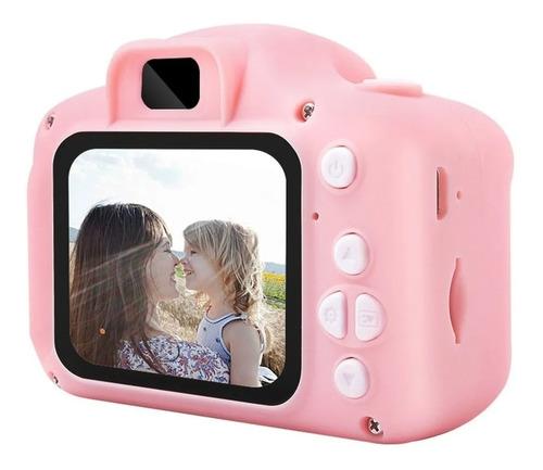 Mini Cámara Digital Infantil 2  8mp Foto Video Micro Sd