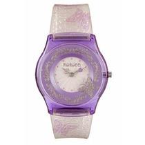 Reloj Fiorucci Movimiento Japones Mariposa Morado Fr0901