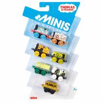 Thomas Y Sus Amigos Tren Mini 7 Piezas Fisher Price