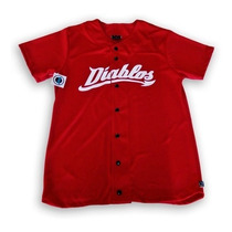 0a101cb263a39f Jersey Camisola Béisbol Diablos Rojos Del México Personaliza en ...