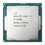Procesador Intel Core I7 I7-8700k 6 Núcleos 128 Gb