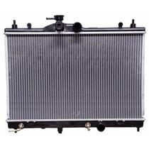Radiador Aluminio Nissan Tiida 2007-2008-2014 Aut L4 1.8l