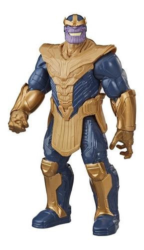 Marvel Titan Hero Blast Gear Figura De Acción Thanos