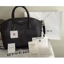Bolsa Givenchy 100% Piel Hermosa!!!! Gucci, Lv Mk