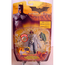 Batman Begins Scarecrow 2005 Mattel Nuevo Sellado 15 Cm