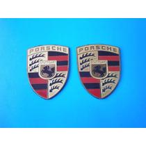 Emblemas Porsche Stuttgart Para Laterales Auto Camioneta