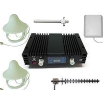 Booster Amplificador Repetidor 87db 4w Alta Potencia Telcel