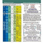 Alkaline Gráfico Alimentos 8 Pulgadas X 8 Pulgadas