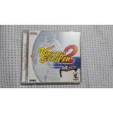 Dreamcast Virtua Striker (no Marvel,fifa,pues,resident,sonic