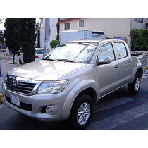 Toyota Hilux 4p Doble Cabina Sr A/a Ee