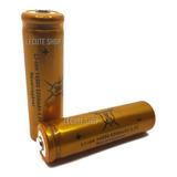 Bateria Recargable 14500 4.2v 5200 Mah Li-ion Pilas Lampara