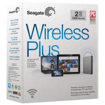 Disco Duro Externo Seagate Wireless Plus Backup 2tb Wifi