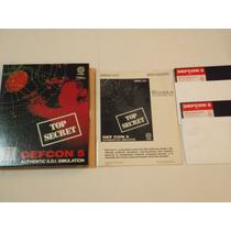 Juego Pc - Def Con 5 - Años 90s