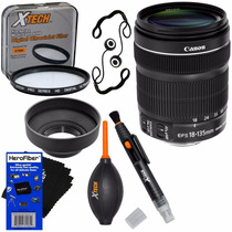 Canon Ef-s 18-135mm F/3.5-5.6 Is Stm Zoom Lens Kit