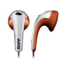 Audifonos Personales Akg K313 C In-ear En Color Anaranjado