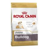 Alimento Royal Canin Breed Health Nutrition Bulldog Perro Cachorro Raza Mediana Mix 13.6kg