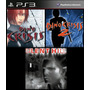 Dino Crisis 1 Y 2 + Silent Hill Ps3 (ps One Classics)