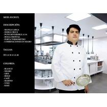Filipina Para Chef Cuello Mao Uniformes