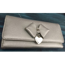 Cartera Nine West 100% Original Plata