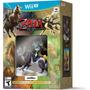 Videojuego Zelda Twilight Princess Nintendo Wii U + Amiibo