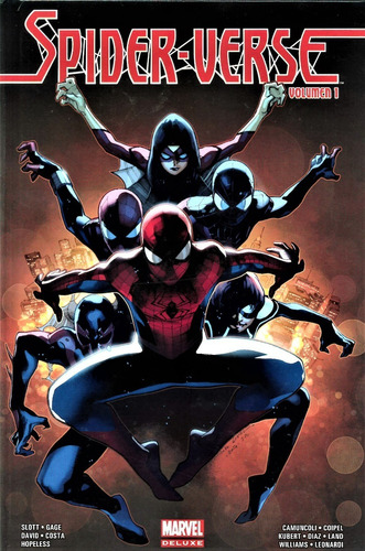 Spider-verse Volumen 1