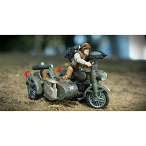 Oferta De Mega Bloks Call Of Duty Sidecar Pursuit Moto