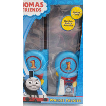 Walkie Talkies Tren Thomas! Original, Nuevos