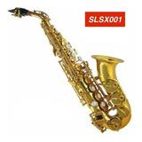 Saxofon Soprano Silvertone Slsx001 Nuevo Envio Gratis Msi