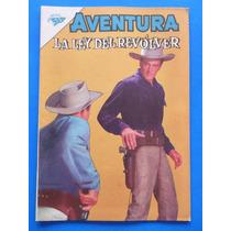 Aventura # 269 La Ley Del Revólver S E A Novaro Marzo 1963