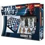Ajedrez Star Wars Figuras 3d Collections Envío Gratis En3