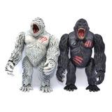 King Kong  Articulado Con Sonido 30cm