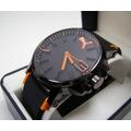P U M A . Reloj Acero Caucho Nuevo Ngn9 V