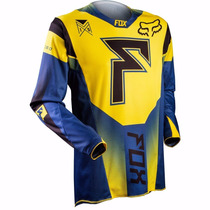 Jersey Fox 360 Franchise Amarillo Motocross