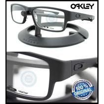 Armazon Oftalmico Oakley Airdrop Ox8046-01 Satin Black Nuevo