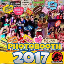 Props Photo Booth Kit Imprimible Fiestas Bodas Cartelitos