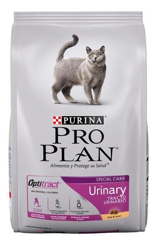 Alimento Pro Plan Urinary Gato Adulto Pollo/arroz 3kg