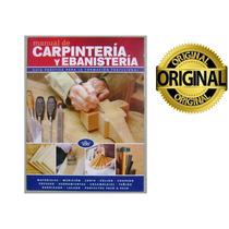 Libro De Carpintería Y Ebanistería 1 Vol Daly
